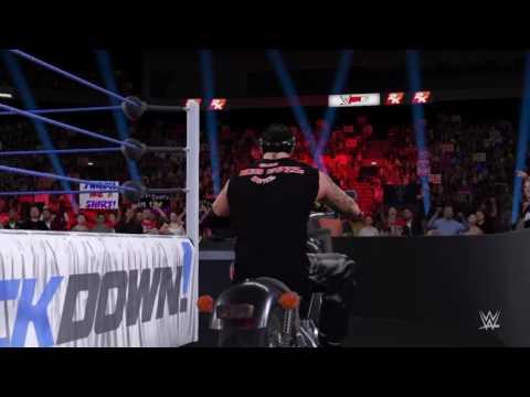 DOWNLOAD: WWE 2K16 - Undertaker Ministry of Darkness