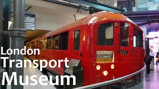 London Transport Museum, London