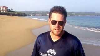 preview picture of video 'Jose Costa Rica Joe Reyes at Playa Alicia Sosua, DR near Sosua Beach sharing travel tips...'