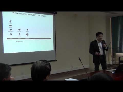 """Public lecture """"Machine learning for the Internet of Things: Making Smart Things Smart"""" Part 1"""