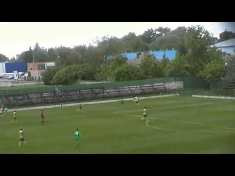 MFK Vranov - Slavoj Trebišov 1:1 (1:0) - 2. polčas