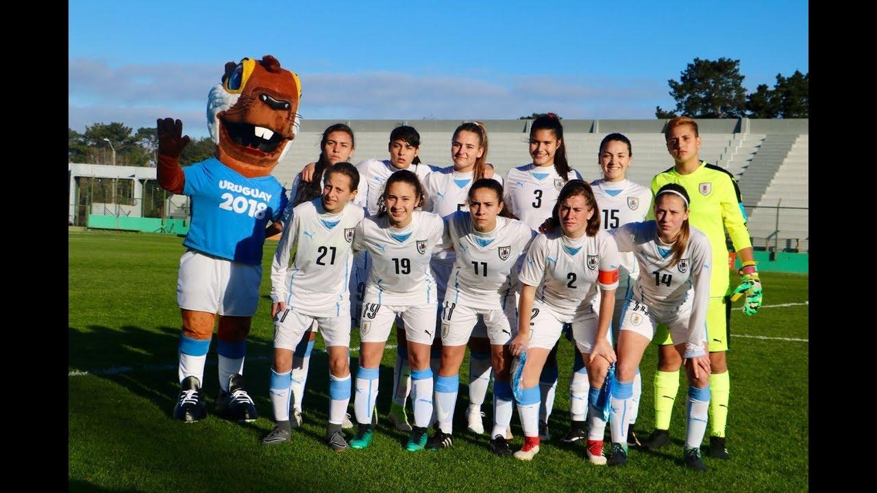 Uruguay 2 - 1 Japón (Agosto 2018)