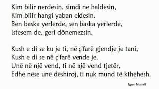 Ismayl Yk   Duydum Ki çok Mustsuzsun (me Përkthim Shqip) ( Official Video Lyrics)