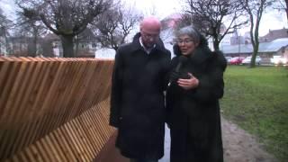 preview picture of video 'Die 80 Meter lange Krippe in Marktredwitz'