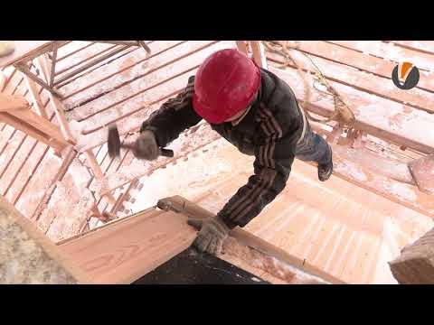 Рабочая высота: уникальные кадры с 30 метров над уровнем Витославлиц