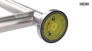 HEWI System 900 | Innowacyjna technologia mocowania
