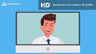 Vidéo de LiveWebinar