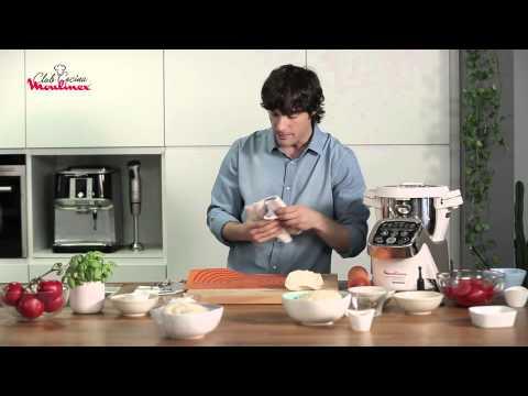Cuisine Companion y Jordi Cruz - Pizza ibérica