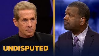 Rob Parker: Tom Izzo was 100 percent 'out of line' for screaming at MSU player | CBB | UNDISPUTED