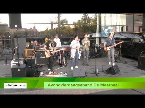 VIDEO | Singer-songwriter Abtim Salem opent maandelijkse jamsessie in De Meerpaal