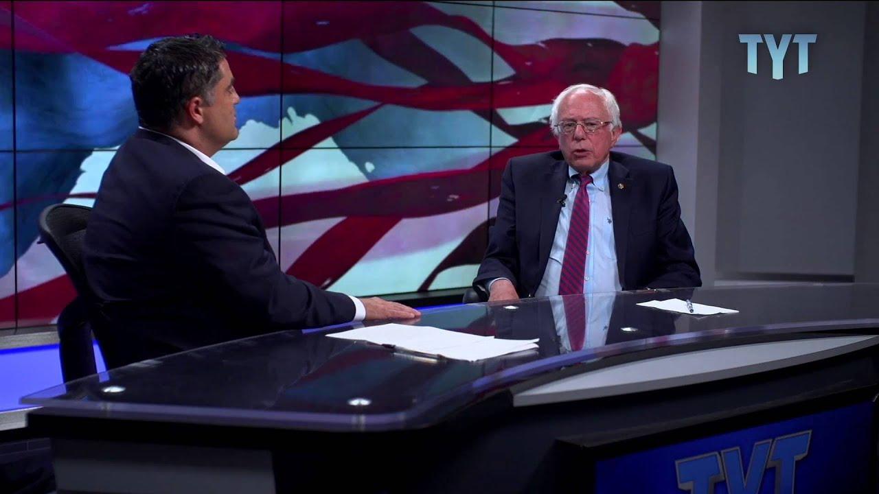 Bernie Sanders On Who Should Be Hillary Clinton's Vice President thumbnail
