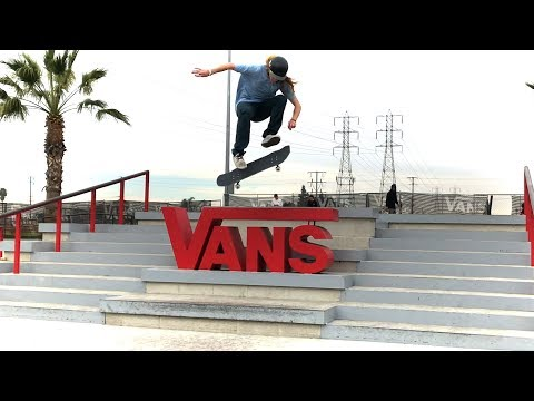 ANDY ANDERSON KILLS VANS SKATEPARK !!! - NKA VIDS -