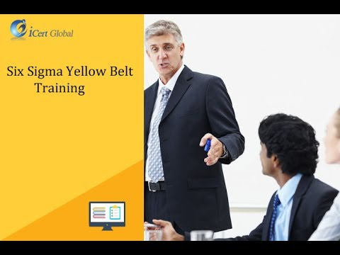 Six Sigma Yellow Belt Training   Introduction to six sigma Training ...