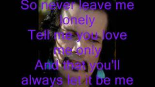 willy deville-let it be me