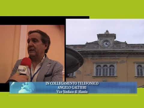 IL VICE SINDACO ANGELO GALTIERI: «ALASSIO NON E' UNA CITTA' IN QUARANTENA»