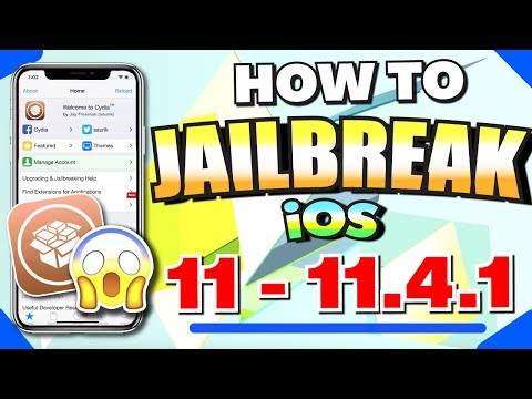 How to Jailbreak iOS 11 4 - 11 4 1 (No Computer) | Unc0ver