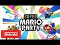 Super Mario Party Launch Trailer Nintendo Switch