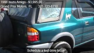 1998 Isuzu Amigo S 2dr Convertible for sale in Palm Bay, FL