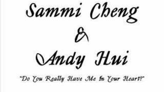 Sammi Cheng & Andy Hui