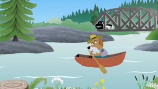 Ro ro ro din båt - Fra den norske barnesang appen SYNG med Maria Haukaas Mittet