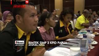 Bimtek Si Kpid Papua