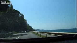 Obalna cesta Koper - Izola