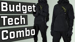 BETTER Budget Techwear? Dorise Aron FC-03  P-07