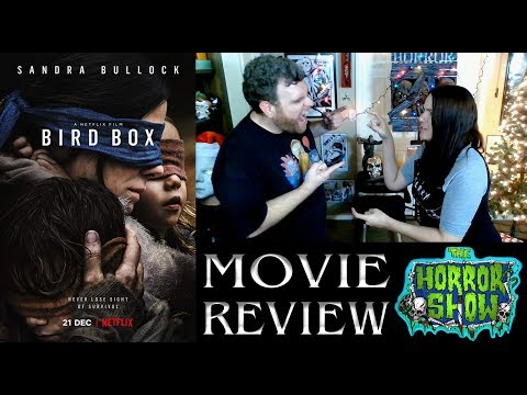 """Bird Box"" 2018 Netflix Drama/Thriller Movie Review – The Horror Show"