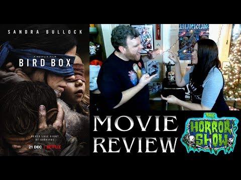 """Bird Box"" 2018 Netflix Drama/Thriller Movie Review – The Horror Show"