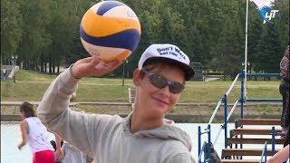 Более 500 участников собрались на Международный детский фестиваль пляжного волейбола