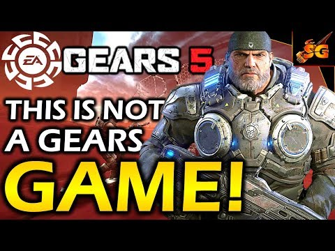 GEARS 5 HAS FAILED AT BEING A GEARS GAME! Gears 5 Shows The Franchise Has A Major Identity Crisis!