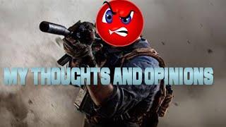 My Thoughts on The Modern Warfare Beta