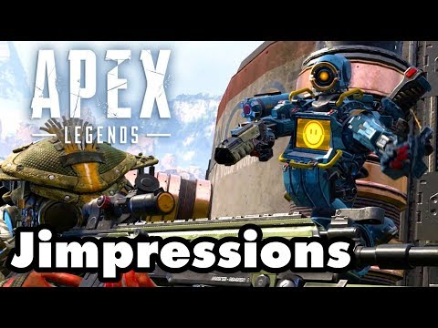 Apex Legends – No It's Not Titanfall 3 (Jimpressions) video thumbnail