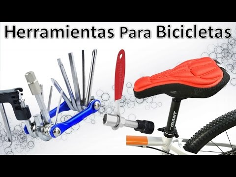 Kit Herramientas Para Bicicletas Imprescindibles