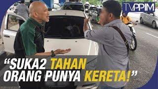 Toqqi Mengamuk Samseng Jalanan Tunjuk Belang! (Video Penuh)