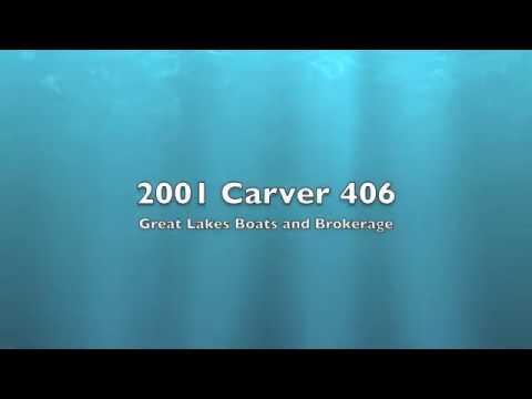 Carver 406 video
