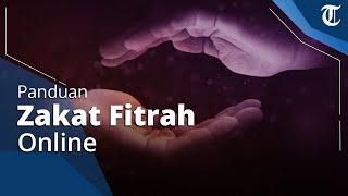 Bayar Zakat Fitrah Bisa Online via Website Baznas, Begini Caranya