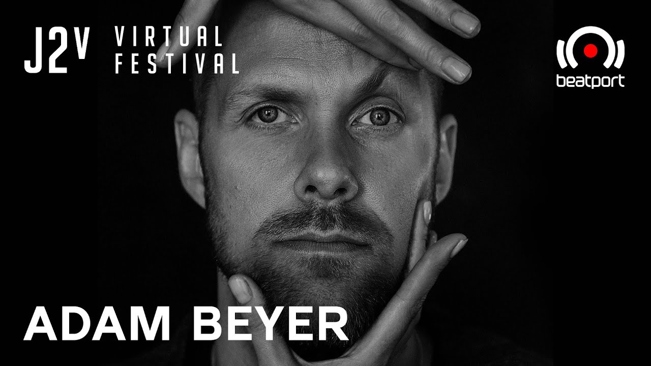 Adam Beyer - Live @  J2v Virtual Festival, The Console Stage 2020