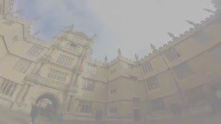 preview picture of video 'Bodleian Library - Oxford'