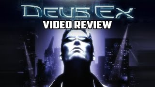 Retro Review - Deus Ex PC Game Review