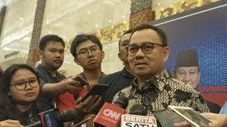 Debat Pertama Pilpres 2019, Sudirman Said Sebut Prabowo Terlalu Santun