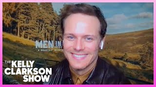 Sam Heughan & His Brother Are Named After 'Lord Of The Rings' Characters