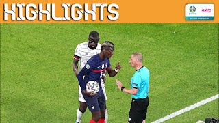 France 1 - 0 Germany | EURO 2020 Highlights | Astro SuperSport #realme8-5g