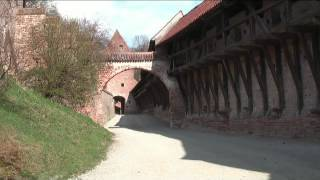 preview picture of video 'Burg Trausnitz Landshut'