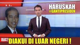 Kasihan Dicaci Rakyatnya! 5 PUJIAN MEDIA INTERNATIONAL KEPADA PRESIDEN JOKOWI #GantiPresiden