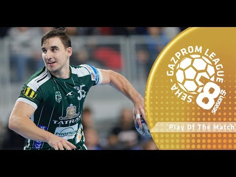 Play of the match: Bruno Butorac (Zeleznicar 1949 vs Tatran Presov)