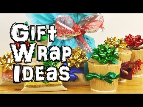 The Genius Ways to Wrap Awkwardly Shaped Gifts