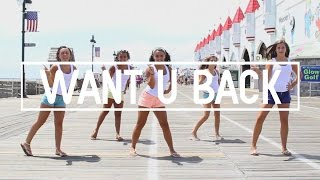 Want U Back Music Video