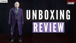 Daftoys Joker Dark Knight Costume Set 1/6 Scale Unboxing And Review