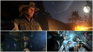 Геймплейные подробности Red Dead Redemption 2 | Игровые новости